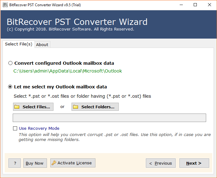 PST to CSV Converter to Export Emails from Outlook to CSV with Contacts