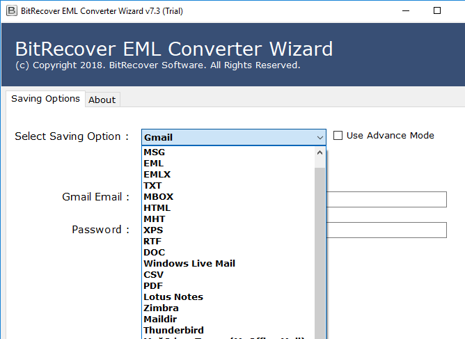 EML to Gmail Converter – Tool to Export / Import EML files into Gmail