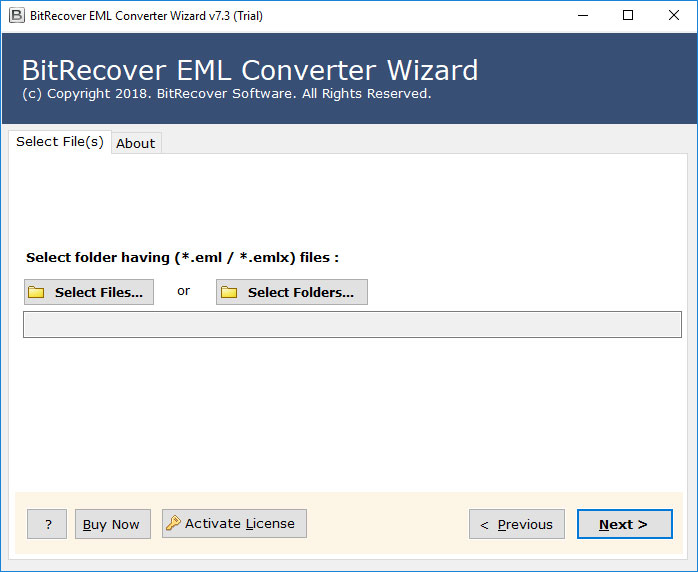 EML to HTML Converter Download Free - Change EML File into