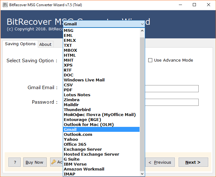Import MSG Files into Gmail Automatically Using MSG to Gmail
